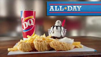 Dairy Queen $5 Buck Lunch TV Spot, 'Let $5 Buck Freedom Ring'