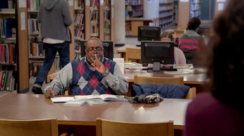 Alka-Seltzer Plus Cold & Cough TV Spot, 'Librarian'