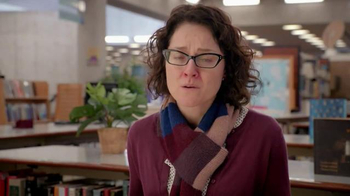 Alka-Seltzer Plus Cold & Cough TV Spot, 'Librarian'