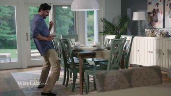 Wayfair TV Spot, 'Drop the Mic'