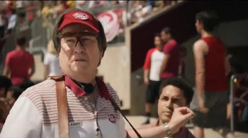 Dr Pepper TV Spot, 'College Football: House Call'
