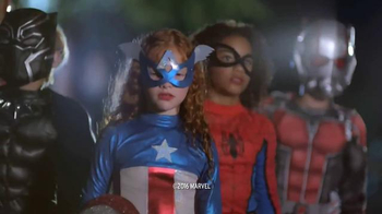 Party City TV Spot, 'Thrillerize Halloween: Marvel Costumes and More'