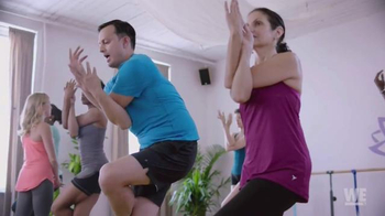 Aleve Direct Therapy TV Spot, 'WE TV: Yoga Class'