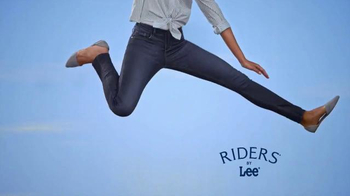 Riders by Lee Jeans TV Spot, 'Bounce Back Denim'