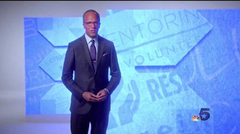The More You Know TV Spot, 'Community' Featuring Lester Holt
