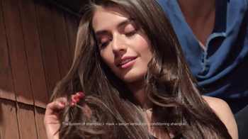 Garnier Fructis Grow Strong TV Spot, 'Longer Hair' - Thumbnail 8