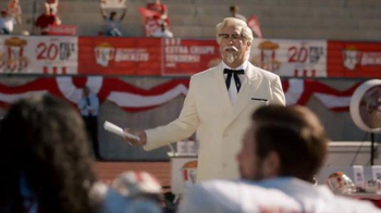 KFC $20 Fill Up TV Spot, 'Speech' Featuring Rob Riggle