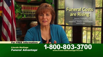 Lincoln Heritage Funeral Advantage TV Spot, 'Easy Questions'