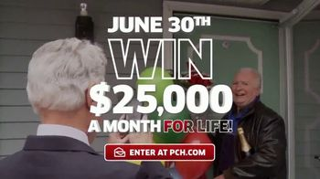 Publishers Clearing House TV Commercial, 'Actual Winner: James Lane' - Video