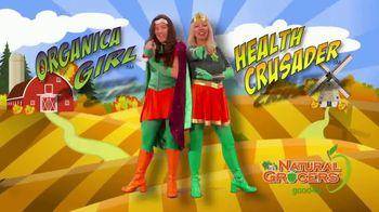 Natural Grocers TV Commercial, '100 Percent Organic' - iSpot tv