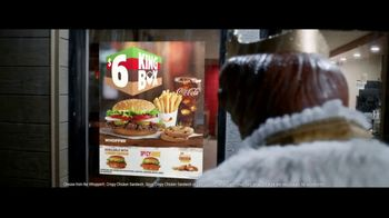Burger King $6 King Box TV Commercial, 'All By Yourself