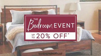 Scandinavian Designs Bedroom Event TV Commercial, \'Treat Yourself\' - Video