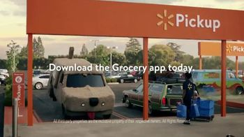 Walmart Grocery Pickup TV Commercial, 'Famous Cars: Vacation' Song by Gary  Numan - Video
