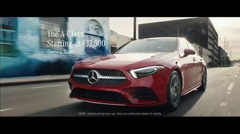 Mercedes-Benz A-Class Super Bowl 2019 TV Commercial, 'Say