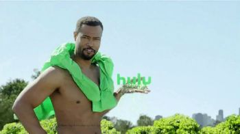 Hulu (No Ads) TV Commercial, 'Old Spice Ad' Ft  Isaiah Mustafa, Song