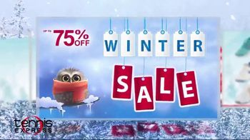 Tennis Express Winter Clearance Sale Tv Commercial Shoes Rackets