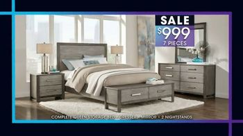 Rooms To Go January Clearance Sale Tv Commercial 7 Piece Bedroom Set Ispot Tv