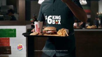 Burger King $6 King Box TV Commercial, 'Choose' - iSpot tv
