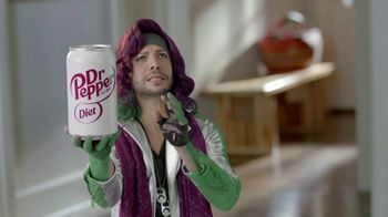 Diet Dr Pepper TV Commercial, 'Accent Wall' - Video