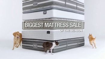 Macys Biggest Mattress Sale TV Spot Serta Queen Mattresses