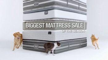 Macys Biggest Mattress Sale TV Spot Serta Queen Mattresses