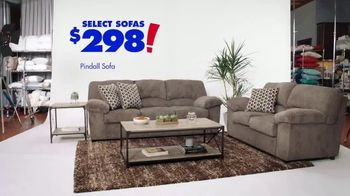 Big Lots Presidents Day Sale TV Commercial, \'Select Sofas\' - iSpot.tv
