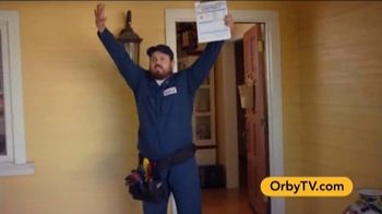 Orby TV TV Commercial, 'No Contract' - iSpot tv