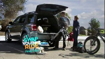 Ford Swap Your Ride TV Commercial Final Days  iSpottv