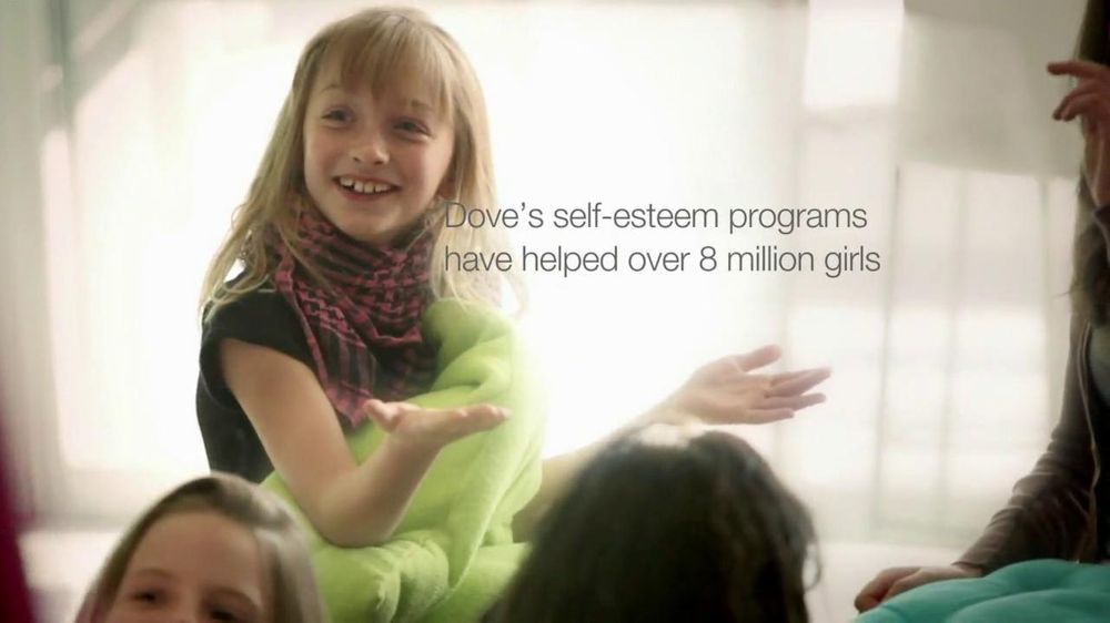Dove TV Commercial, 'Love Yourself'