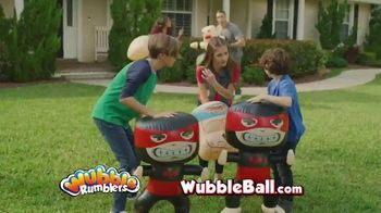 Wubble Rumblers Inflatable Air Ninja