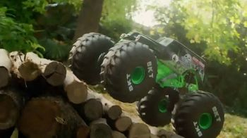 Monster Jam Mega Grave Digger Tv Commercial Go Big Ispot Tv