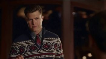 Izod Tv Commercial Sweater Of The Future Earn It Featuring Colin Jost Aaron Rodgers Ispot Tv