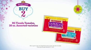 H-E-B TV Commercial, 'Crush the Holiday Dinner: Tamales and