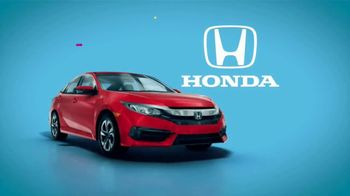 Honda Civic Commercial >> Honda Summer Spectacular Event Tv Commercial I Like It 2018 Civic