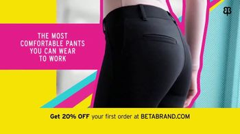 54062d318012c Betabrand TV Commercial, 'The Most Comfortable Pants You Can Wear to ...