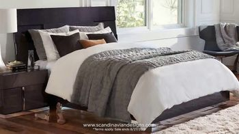Scandinavian Designs Summer Bedroom Event TV Spot, U0027Sweet Slumberu0027