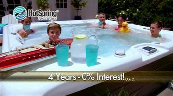 fee3f75848 HotSpring Labor Day Weekend Sale TV Commercial