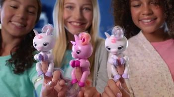 Fingerlings Light-Up Unicorns TV Commercial, 'Get Your Glow