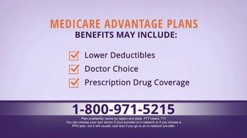 MedicareAdvantage com TV Commercial, 'Open Enrollment: Better Benefits' -  Video