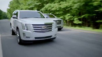 Cadillac Made To Move Sales Event Tv Commercial 2018 Escalade T2