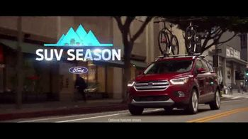 Ford Suv Season Tv Spot Trout T Thumbnail