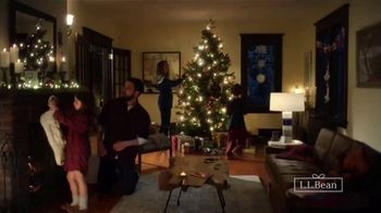 L L  Bean TV Commercial, 'Holiday' - Video