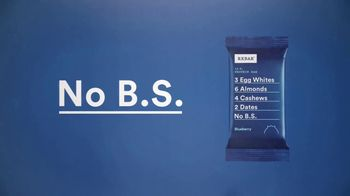rxbar blueberry tv commercial interruption featuring ice t ispot tv