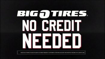 Big O Tires Tv Commercial No Credit Needed Financing Ispot Tv