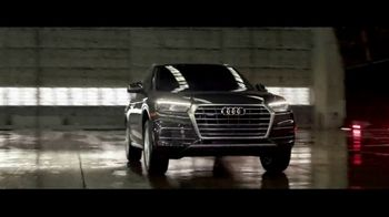 Audi Q TV Commercial Pioneering Performance T ISpottv - Audi commercial
