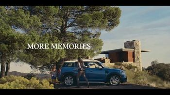 Mini Countryman Tv Commercial More Moments To Discover More