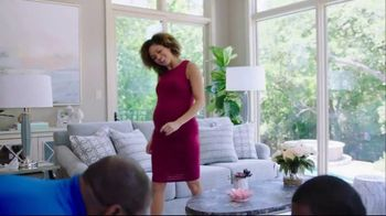 Who is the girl in the havertys commercial