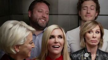 Couponcabin Com Tv Commercial Rhony Save Like Tinsley Mortimer Ispot Tv