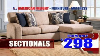 American Freight The Big Sale Tv Commercial Take It Home Ispot Tv