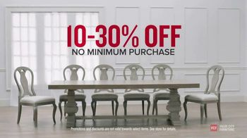 Value City Furniture 4th Of July Sale TV Spot Special Financing